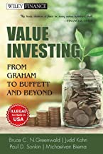 Value Investing - From Graham to Buffet & Beyond